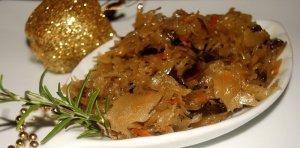 Wigilijna-kapusta-z-grzybami