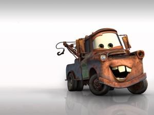 Film Cars - Mater