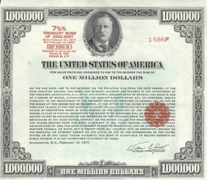 US Treasury Bond
