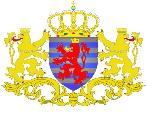 Luxembourg blason