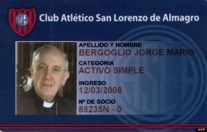 ARGENTINA-VATICAN-RELIGION-POPE-BERGOGLIO