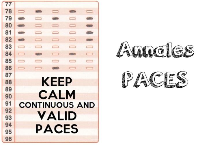 ANNALES-PACES